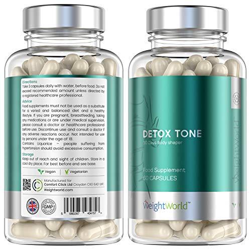 Zoom IMG-1 detox tone drenante naturale disintossicante