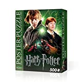 Wrebbit Puzzle 3D Harry Potter Ron Póster Puzzle