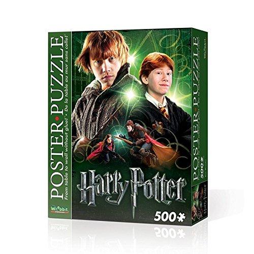 Rompecabezas 3D de Harry Potter Ron de Wrebbit