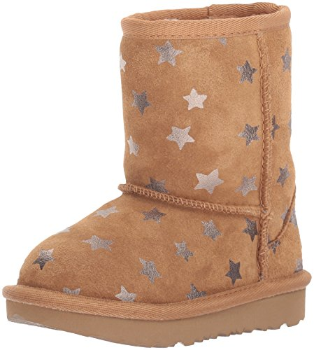 UGG® Classic Short Ii Stars Baby Stiefel Beige -
