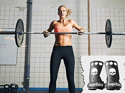 Zoom IMG-3 suprbird carbon 3h guanti crossfit