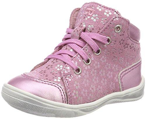 Richter Kinderschuhe Mädchen Regina S Derbys, Pink (Candy), 23 EU (Candy Schuh Schuhe)