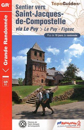 Sentier vers Saint-Jacques-de-Compostelle via Le Puy - Figeac par FFRandonnée