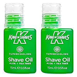 King of Shaves Aceite de...