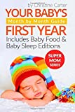 Die besten Carter Of Baby-Firsts - Your Baby's First Year: Month by Month Guide Bewertungen