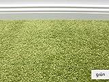 Die HEVO® Hochflor Kollektion - Vegas Hochflor Teppichboden in 6 Farben - Inkl. 2% HEVO® Bestellgutschein - Grün