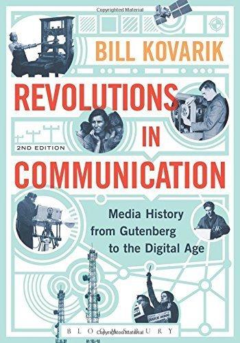 Revolutions in Communication: Media History from Gutenberg to the Digital Age by Bill Kovarik (2015-11-19) par Bill Kovarik;