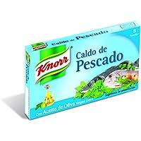 Knorr Caldo De Pescado - 8 pastillas