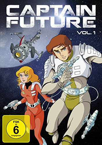 Captain Future - Vol. 1 [2 DVDs]