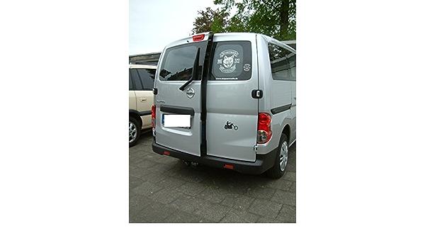 Lufty Nissan Nv200 Heckaufsteller Heckbelüftung Gr M Manuelle Schliessung Heckklappe Standard Auto