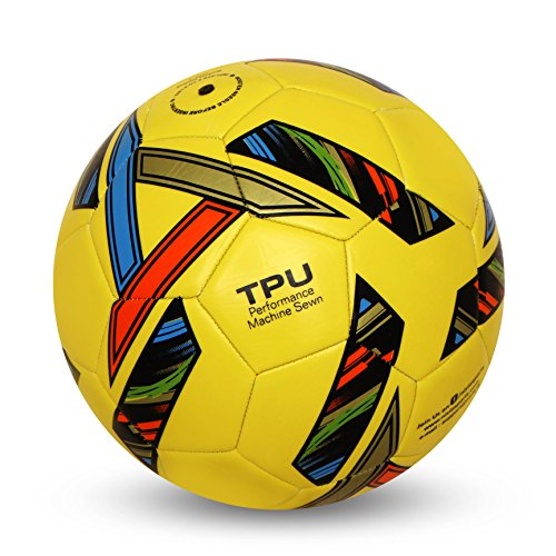 Nivia Revolvo Football Size -5 (Yellow)  available at amazon for Rs.630