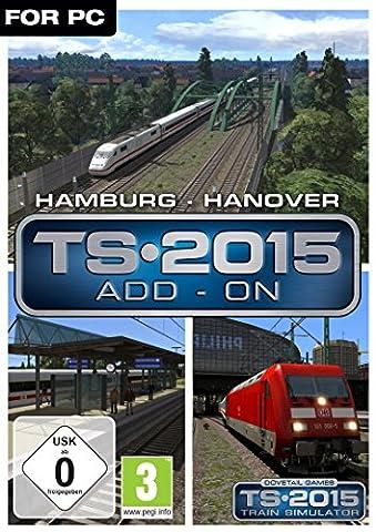 Train Simulator 2015 - Hamburg-Hanover [PC Code -