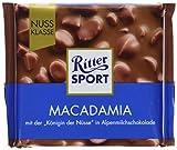 RITTER SPORT Macadamia (100 g), die