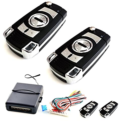 100F13 - Keyless Entry System Car Remote Control System for existing and original Central Door Lock Locking