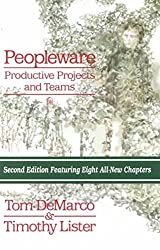 [(Peopleware : Productive Projects and Teams)] [By (author) Tom DeMarco ] published on (February, 1999)