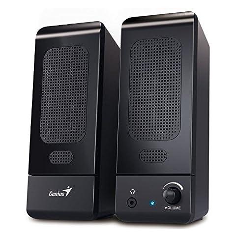 multimédia compacts 2.0 haut-parleurs / ensemble de haut-parleurs pour PC