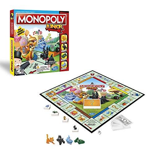 Monopoly-Juego-de-mesa-Junior-con-diseo-Frozen-Hasbro-B22471050
