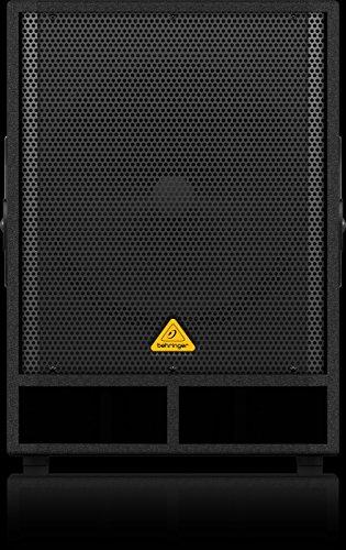 Behringer Eurolive VQ1800D - Altavoces portátiles (Incorporado, De 2 vías, 45,72 cm...