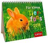 Für kleine Tierfans 2018: Mini-Monatskalender