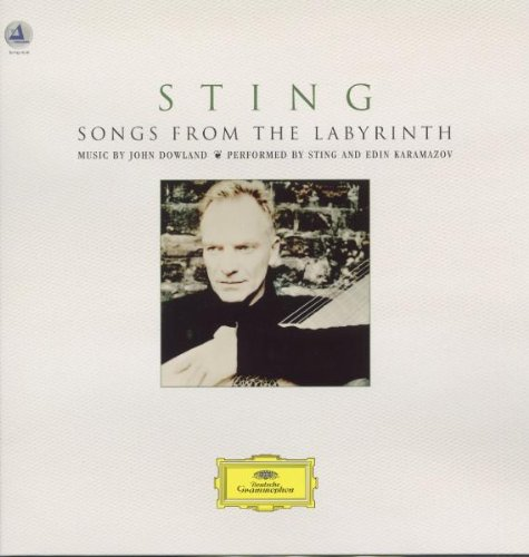 Songs from the Labyrinth [Import allemand]