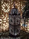 Orient marokkanische marrakesch eisen Laterne Frane 105cm