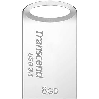 Transcend TS8GJF710S JetFlash 8GB USB-Stick USB 3.0 silber