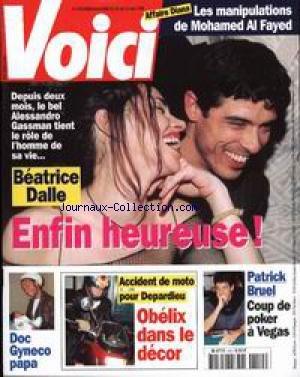 La Moto De Papa - VOICI [No 550] du 25/05/1998 - LES