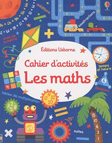 Cahier d'activités - Les maths