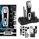 Wahl - Cortapelos para el cuerpo, 4 longitudes de corte y varios accesorios (242484)