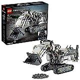 LEGO - Technic Power Functions Escavatore Liebherr R 9800 Set di Costruzione, 42100