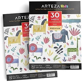 Faber Castell Art Graphic Spiralbindung Aquarellblock A3 300 G