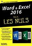 Word & Excel 2016, m�gapoche pour les...