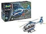 """Revell GmbH 04980Airbus H145""""Police sorveglianza elicottero 132scale Model kit"""