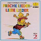 Freche Lieder - Liebe Lieder - Folge 2: Alte und neue Kinderlieder zum Anhören und Mitsingen (Deutsche Grammophon Für Kinder)
