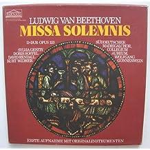 Beethoven: Missa Solemnis [Vinyl Schallplatte] [2 LP Box-Set]