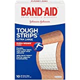 Best Band-Aid Bandages - Band-Aid Bandages Tough-Strips Extra Large All One Size Review
