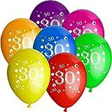 50x Rundballons