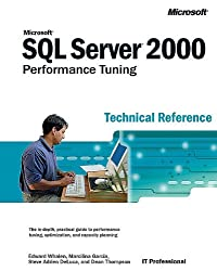 Microsoft® SQL Server 2000(TM) Performance Tuning Technical Reference