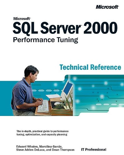 Microsoft® SQL Server 2000(TM) Performance Tuning Technical Reference (Pro-Technical Refere)
