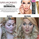 Dermacol Make - Up Cover Waterproof Hypoallergenic SPF 30 #207 by Dermacol ( Cover All Ance Scar and Tattoo) by Dermacol