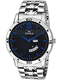 Xpra Analog Day and Date Display Wrist Watch for Men/Boys (XP-DD-39)