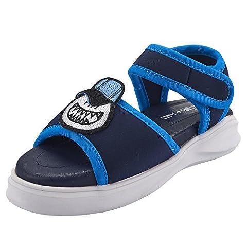 MINIRAH! , Sandales pour garçon - bleu - bleu,