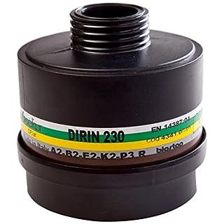 EKASTU Safety DIRIN 230 A2 B2 E2 K2-P3R D Multi-Type Combined Filter