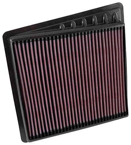 K&N KN33-5058 Ersetzen Luftfilter - Titan Nissan Motor