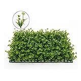 """Xiaolin Artificiale Topiary Siepe Privacy Privacy Schermata Recinzione Pannelli Verdi Giardino Cortile Home Decor 23.6""""x15.7 (Colore : D)"""