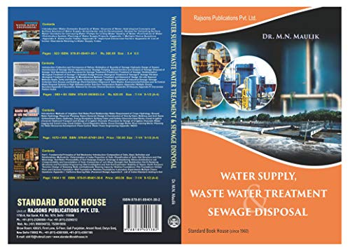 Water Supply, Waste Water Treatment and Sewage Disposal