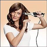 Philips HP8602/00 Hair Curler (Black/White)