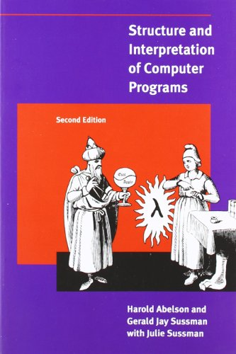 Lane Old Print (Structure and Interpretation of Computer Programs (Mit Electrical Engineering and Computer Science Series))