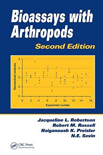 [(Bioassays with Arthropods)] [By (author) Haiganoush K. Preisler ] published on (June, 2007)