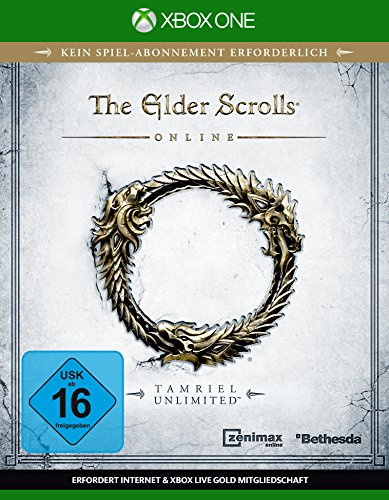 The Elder Scrolls Online: Tamriel Unlimited - [Xbox One] - Scroll-füße